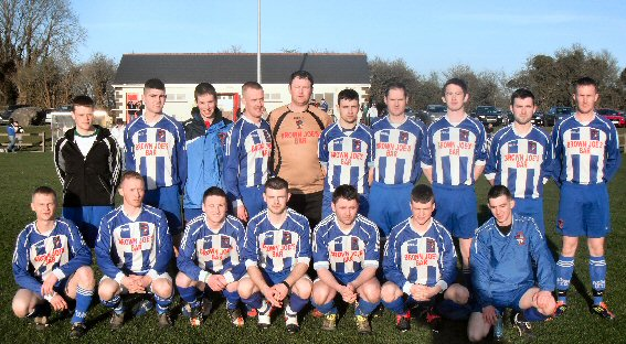 Congratulations to Athea Utd B who defeated Knockaderry on Friday  evening last to become League Cup Champions
