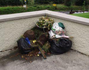 Graveyard Rubbish