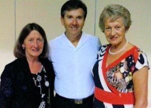 At a recent Daniel O'Donnell concert were Breda Sheehy, Newcastle West and Gretta Enright, Athea