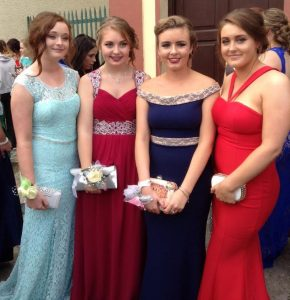 Gibbons, Niamh O'Connell, Laura Curry & Ashling O'Shea