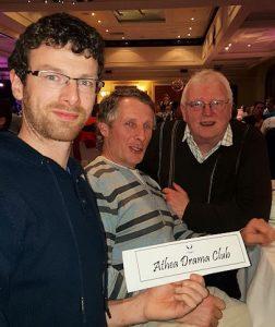 Declan O'Carroll, Roger Ryan & Lal Browne