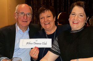Tom O'Keeffe, Angeline O'Donnell & Nora Hunt